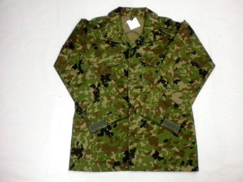 陸上自衛隊 E/C3型迷彩服上下セット