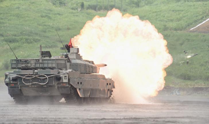 機甲科(戦車)
